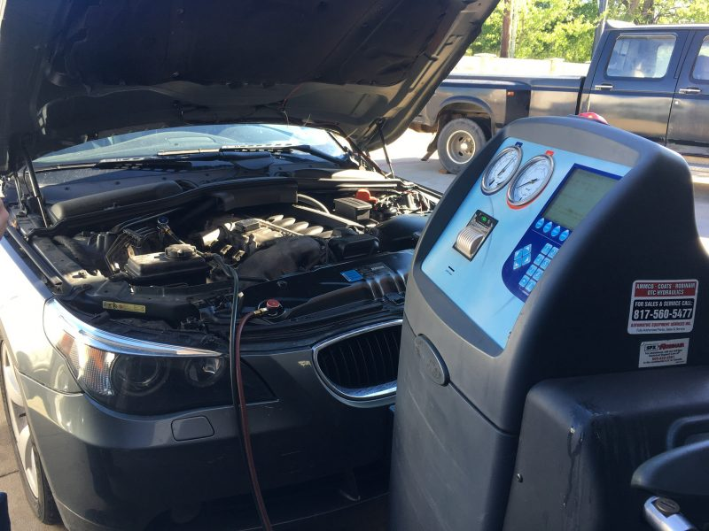 Causes of vehicle AC failure